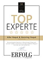TOP Experte Erfolg Magazin